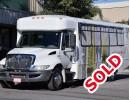 Used 2008 International Mini Bus Shuttle / Tour Champion - Fontana, California - $22,995