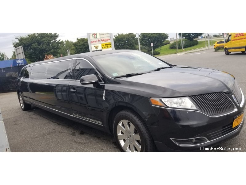 Used 2013 Lincoln Sedan Stretch Limo Executive Coach Builders - NY, New York    - $36,495