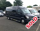 New 2017 Mercedes-Benz Sprinter Van Shuttle / Tour EC Customs - Oaklyn, New Jersey    - $96,790