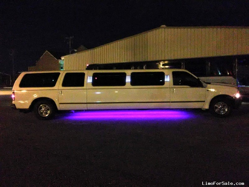 Used 2000 Ford SUV Stretch Limo Craftsmen - Petersburg, Virginia - $13,500