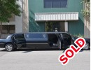 2010, Lincoln, Sedan Stretch Limo, Executive Coach Builders