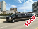 2003, Ford Excursion XLT, SUV Stretch Limo, Westwind