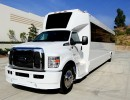 2017, Ford, Mini Bus Limo, Tiffany Coachworks