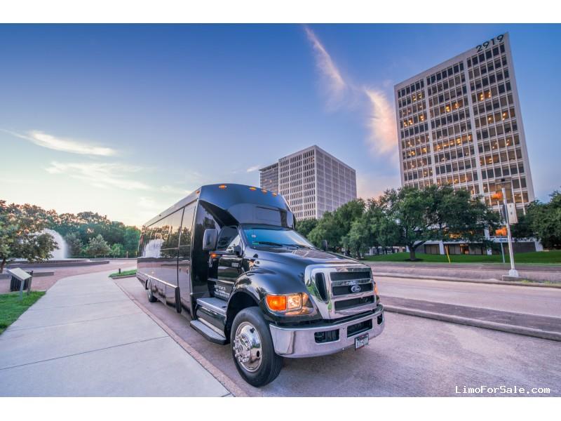 Used 2008 Ford Mini Bus Limo Tiffany Coachworks - Houston, Texas - $59,900