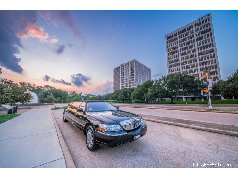 Used 2008 Lincoln Sedan Stretch Limo Tiffany Coachworks - Houston, Texas - $14,499