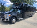 2016, Ford, Mini Bus Shuttle / Tour, Glaval Bus