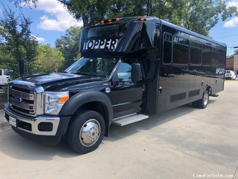 Used 2016 Ford Mini Bus Shuttle / Tour Glaval Bus - Atlanta, Georgia - $35,000