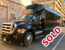 Used 2009 Ford F-650 Mini Bus Limo Tiffany Coachworks - $48,000