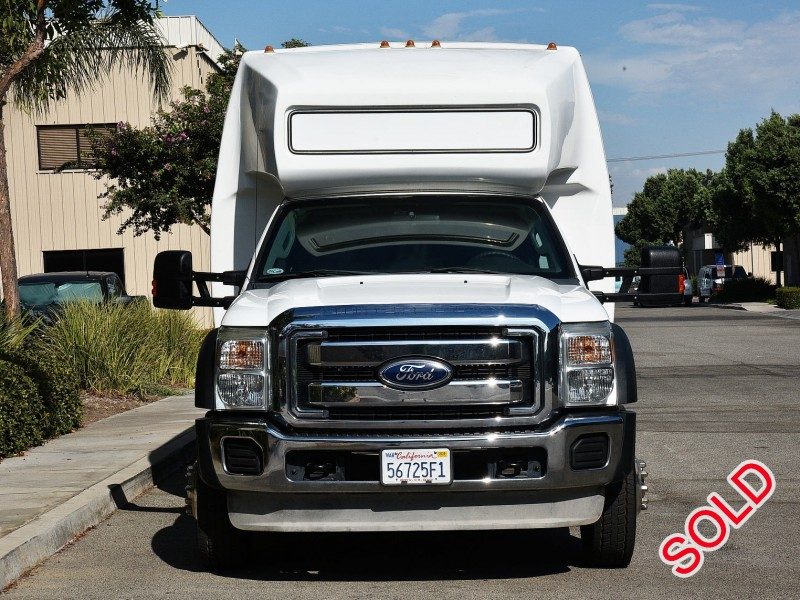 Used 2012 Ford Mini Bus Shuttle / Tour Krystal - Fontana, California - $33,995