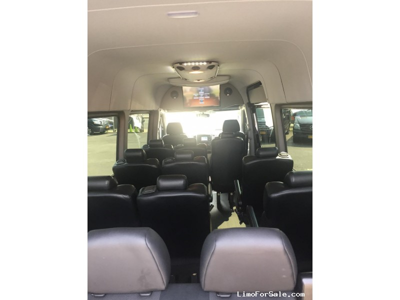 Used 2016 Mercedes-Benz Van Shuttle / Tour  - Flushing, New York    - $45,000