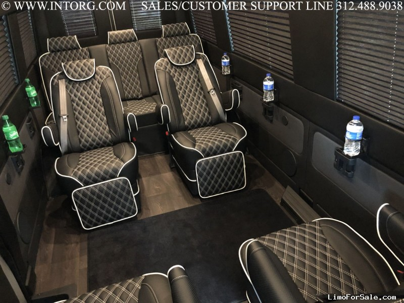 Used 2019 Mercedes-Benz Van Limo Midwest Automotive Designs - Elkhart, Indiana    - $103,600