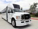 New 2019 Ford F-750 Mini Bus Shuttle / Tour Tiffany Coachworks - Riverside, California