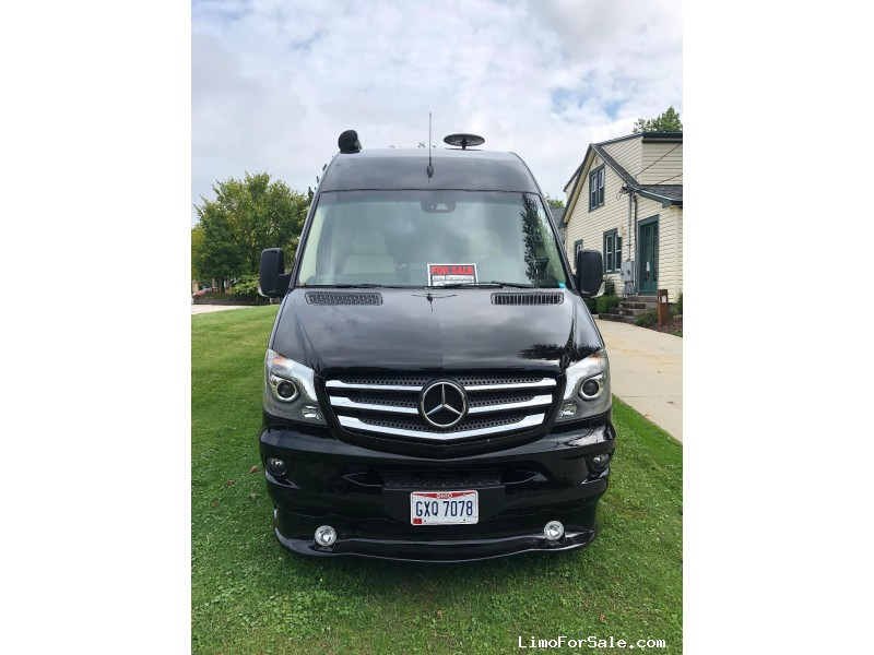 Used 2016 Mercedes-Benz Sprinter Van Limo Midwest Automotive Designs - Northfield, Ohio - $95,000