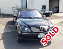 2001, Mercedes-Benz S Class, Sedan Stretch Limo, Lime Lite Coach Works