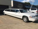 Used 2004 Lincoln Town Car Sedan Stretch Limo Executive Coach Builders - Stephenville, Texas - $9,900