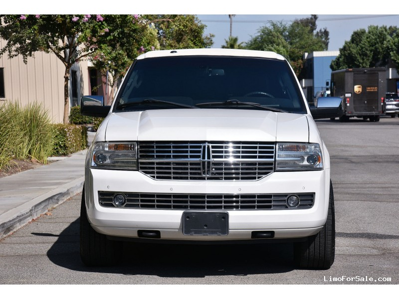 Used 2013 Lincoln Navigator SUV Stretch Limo Tiffany Coachworks - Fontana, California - $48,995