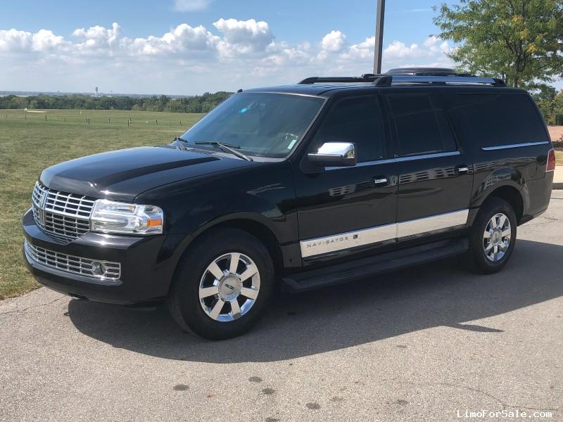 Used 2008 Lincoln Navigator L SUV Limo Executive Coach Builders - Gahanna, Ohio - $21,000