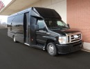 2014, Ford E-450, Mini Bus Shuttle / Tour, Executive Coach Builders