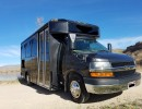 2011, Chevrolet G3500, Mini Bus Limo, Glaval Bus