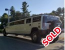Used 2006 Hummer H2 SUV Stretch Limo Executive Coach Builders - Peabody, Massachusetts - $16,800