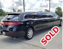 New 2018 Lincoln MKT Sedan Stretch Limo LCW - Cypress, Texas - $79,900