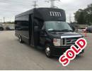 Used 2016 Ford E-450 Mini Bus Shuttle / Tour Tiffany Coachworks - Des Plaines, Illinois - $37,000