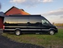 2014, Mercedes-Benz Sprinter, Van Limo