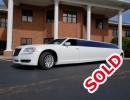 2014, Chrysler 300, Sedan Stretch Limo, Elite Coach