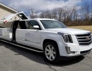 2018, Cadillac Escalade, SUV Stretch Limo, Pinnacle Limousine Manufacturing