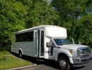 2015, Ford F-550, Mini Bus Limo