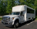 Used 2015 Ford F-550 Mini Bus Limo  - Paramus, New Jersey    - $63,999