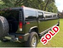 Used 2008 Hummer H2 SUV Stretch Limo Krystal - Boutte, Louisiana - $29,000