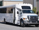 2013, Ford F-650, Mini Bus Shuttle / Tour, Glaval Bus