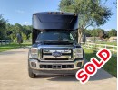 Used 2012 Ford F-550 Mini Bus Shuttle / Tour LGE Coachworks - Cypress, Texas - $58,900