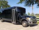 2012, Ford F-550, Mini Bus Shuttle / Tour, LGE Coachworks