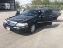 2008, Lincoln Town Car L, Sedan Stretch Limo, Krystal
