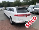 Used 2014 Lincoln MKT Sedan Stretch Limo Executive Coach Builders - Fontana, California - $29,995