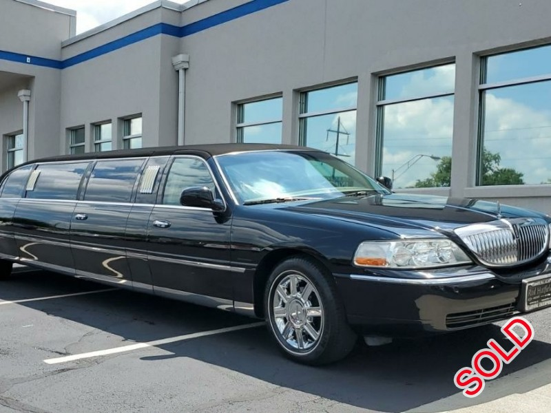 Used 2007 Lincoln Town Car L Sedan Stretch Limo Krystal - Lexington, Kentucky - $26,980