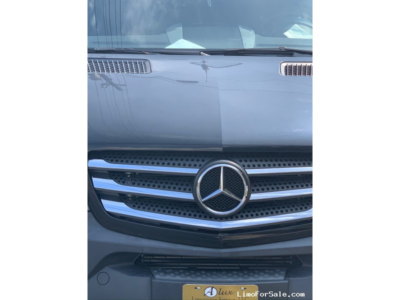 New 2017 Mercedes-Benz Sprinter Van Shuttle / Tour Grech Motors - Atlanta, Georgia - $70,000