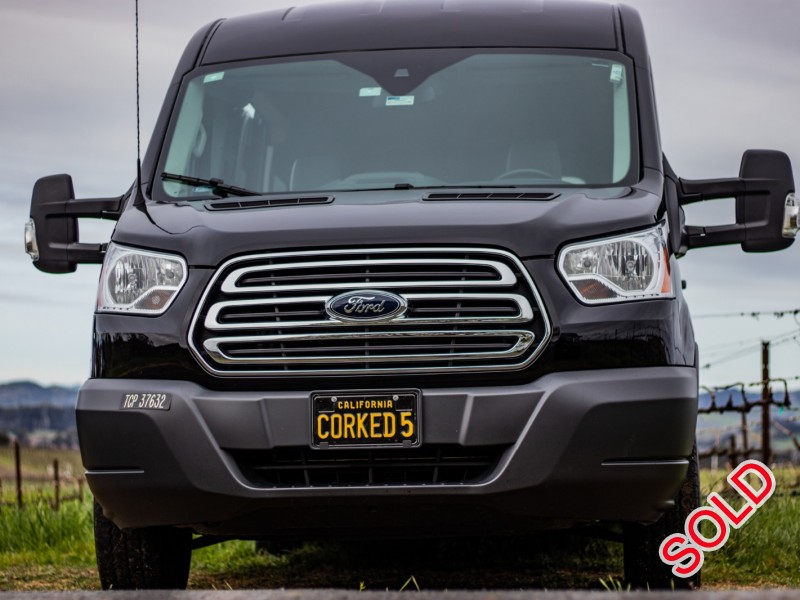 Used 2017 Ford Transit Van Shuttle / Tour Ford - Rodeo, California - $21,500