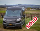 2017, Ford Transit, Van Shuttle / Tour, Ford