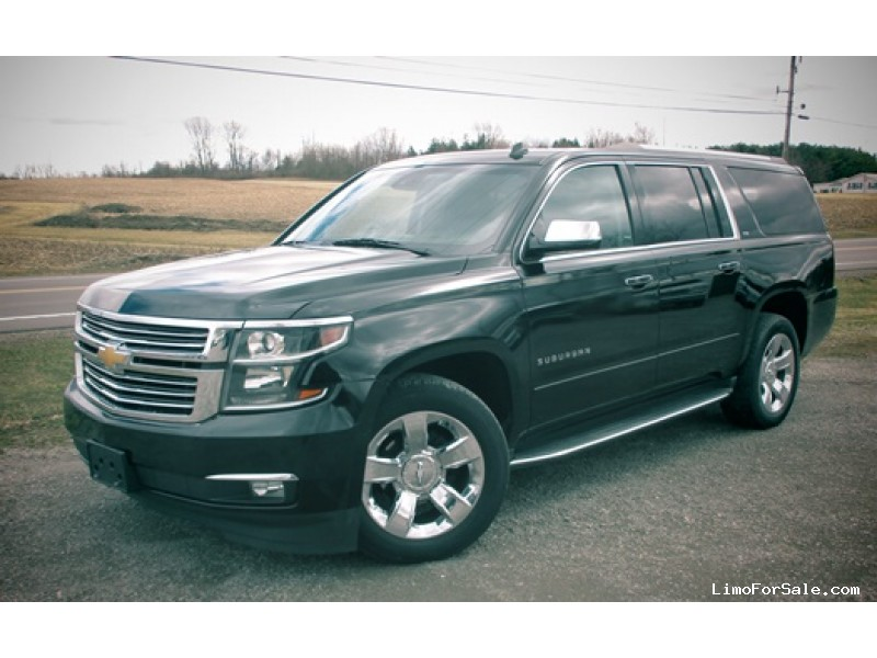 Used 2015 Chevrolet Suburban CEO SUV  - Bellefontaine, Ohio - $31,800