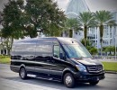 2017, Mercedes-Benz Sprinter, Van Limo, First Class Customs
