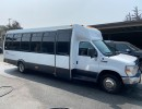 2009, Ford E-450, Mini Bus Shuttle / Tour, Federal