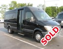 2014, Mercedes-Benz Sprinter, Van Shuttle / Tour, Empire Coach