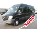 Used 2014 Mercedes-Benz Sprinter Van Shuttle / Tour Empire Coach - $25,000
