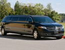 2018, Lincoln MKT, Sedan Stretch Limo, Executive Coach Builders
