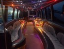 Krystal K38 Party Bus Interior