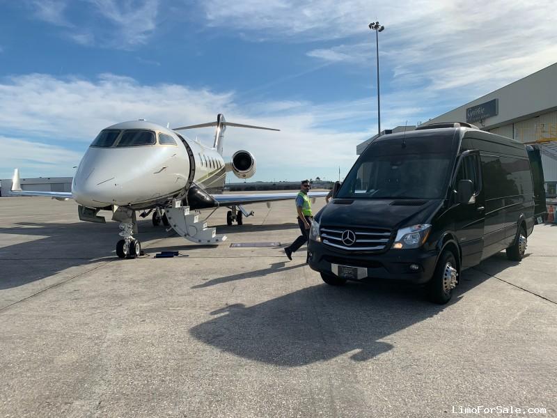Used 2016 Mercedes-Benz Sprinter Van Shuttle / Tour  - Orlando, Florida - $49,500