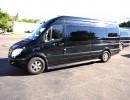 2014, Mercedes-Benz Sprinter, Mini Bus Executive Shuttle, Executive Coach Builders